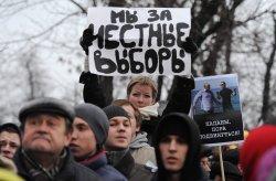 Для наблюдателей украинские выборы впятеро интересней российских