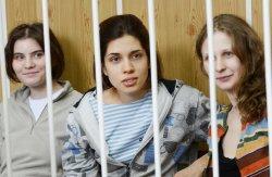 У «Pussy Riot» появились украинские последовательницы