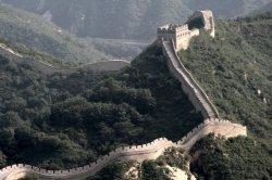 Великой Китайской Стене грозит опасность