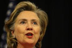 Хиллари Клинтон призвала власти Египта и Израиля к совместному диалогу