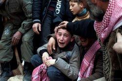 Сирия - кровопролитие продолжается