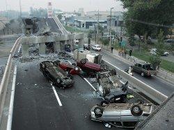 В Китае от землетрясения пострадало 5700 человек
