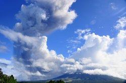 Извержение вулкана на Филиппинах унесло жизни пятерых альпинистов