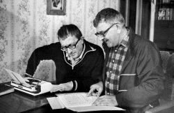 Аркадий и Бориса Стругацкие будут напечатаны в тридцатитомном собрании сочинений