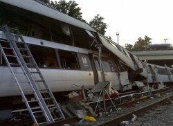 Столкновение поездов в Коннектикуте. Пострадало более пятидесяти человек
