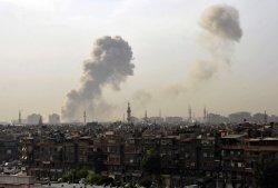 В Дамаске прогремели два сильнейших взрыва