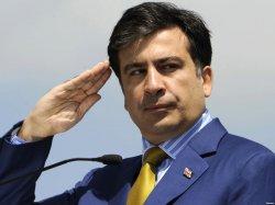 Михаил Саакашвили упал с велосипеда и повредил ключицу