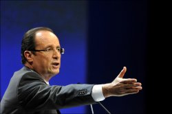 Франсуа Олланд подпишет закон об однополых браках