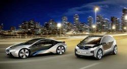 BMW i3 – гибрид универсала и спорткупе
