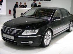 Новое поколение Volkswagen Phaeton появится в 2015 году