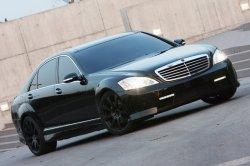 Новый Mercedes-Benz S-Класса получит кузов купе