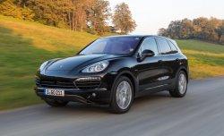 Обновление Porsche Cayenne не за горами