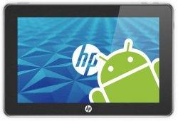 Hewlett-Packard объявил о планах выпуска ноутбука на ОС Android