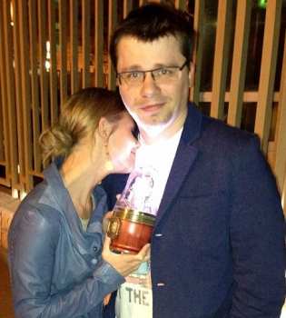 Кристина Асмус беременна? (17 фото)