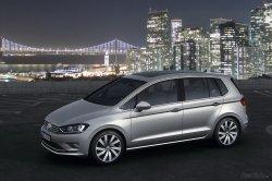 Volkswagen Golf Sportsvan 2014 скоро увидит мир (фото + видео)