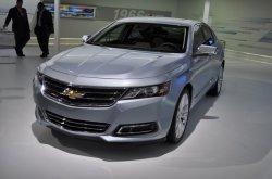 Chevrolet Impala 2014 открыла автосалон во Франкфурте (фото + видео)