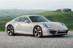 Porsche 911 Carrera 4S выпустили для Великобритании 2014 (фото + видео)