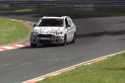 BMW 1-SERIES GT 2014 скрыто сняли (фото + видео)