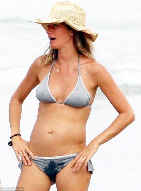 Жизель Бундхен беременна? (9 фото)