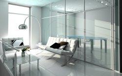 Стираем границы: преимущества использования стеклянных конструкций в интерьере