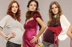 Одежда для будущих мам может быть удобной и стильной