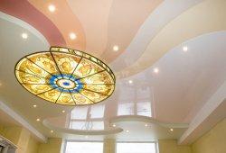 Натяжные потолки как лучшее решения для отделки потолка
