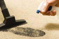 Особенности химчистки ковров